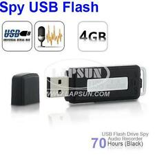 Mini 4GB USB Memory Stick Disc Spy Pen Flash Driver Audio Sound Voice Recorder A
