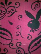 Cortinas Playboy frambuesa listas para colgar 169x137