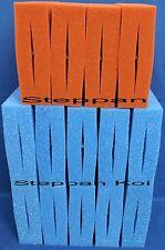 14 x Ersatzfilter Schwamm passend für Oase Biotec 30 Filter 10 x Blau + 4 x Rot