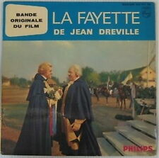 Jean Dreville 45 tours La Fayette 1961