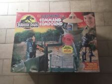 Jurassic Park Electronic Command Compound Kenner 1993 MISB NEW