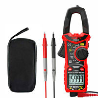 KAIWEETS Digital Clamp Meter T-RMS 6000 Counts, Multimeter Voltage Tester Leads