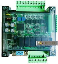 LC3U 14MR 6AD 2DA 8 input 6 relay output 6 analog input 2 analog (0-10V) output