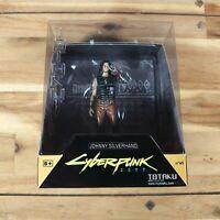 Cyberpunk 2077 Johnny Silverhand TOTAKU Figure #45 (FIRST EDITION SEALED NEW) UK