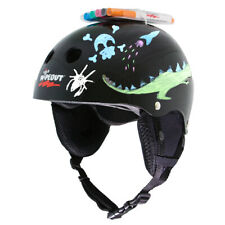 Triple 8 Youth Wipeout Snow Helmet - The Dry Erase Helmet - Youth Sizes New