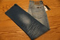 NWT MEN'S BUFFALO JEANS DAVID BITTON Multiple Sizes Driven-X Relaxed Straight