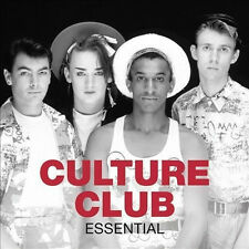 CULTURE CLUB (ESSENTIAL - GREATEST HITS CD SEALED + FREE POST)