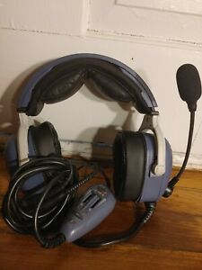 Lightspeed Headset Model Twenty 3G Excellent Condition TESTED