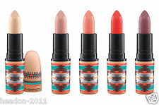 Mac Vibe Tribe Lipstick In PURE VANITY Sold Out Limited Edition BNIB  Genuine