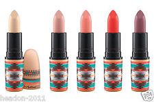 Mac Vibe Tribe Lipstick In SUNSET  Limited Edition BNIB 100%  Genuine
