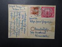 Germany 1948 Easter Postcard / Hinge Rems - Z12372