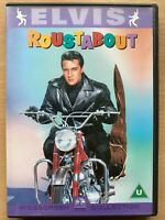 Roustabout DVD 1964 Biker Musical Classic starring Elvis Presley