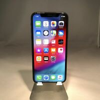 Apple iPhone X 256GB Space Gray Unlocked Excellent Condition