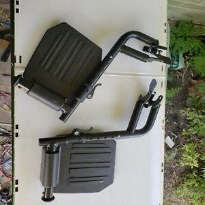Wheelchair Drive Medical Swing Away Footrest For Sentra EC Cruiser 3 TR16 TR18