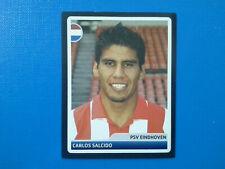 Figurine Panini Champions League 2006-07 2007 n.196 Carlos Salcido PSV