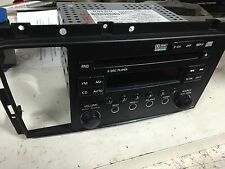 volvo s60r v70r radio 6 cd changer player hu-850 05-09 TESTED RARE