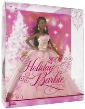 Barbie Collector 2008 Holiday African-American Doll..New In The Box!!!!