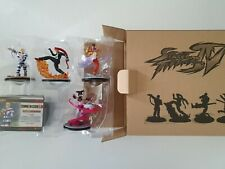 Street Fighter Miniatures Board Game Charakter Pack 3: SF IV (NEW)