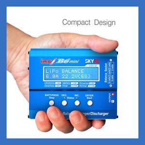 SKYRC iMAX B6 Mini 1-6 Cell LiPo Battery Balance Charger(w/o AC Adapter)-Genuine