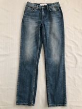 """JUST JEANS Womens Blue Denim Jeans Size 10 28"""" EUC"""