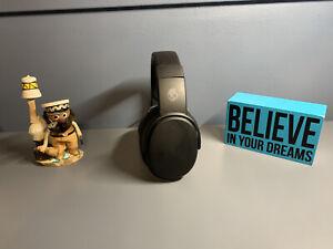 Skullcandy Crusher ANC Over the Ear Wireless Headphones - Black