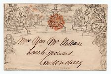 May date Mulready & Sunday arrived date Liverpool to Derry Ireland 29th -31st M