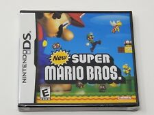 New Super Mario Bros 3DS NDSI DSI DS Brand New Sealed USA SHIP