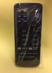 SUBARU OEM 08-14 Tribeca Entertainment System-Remote Control 86287XA10A