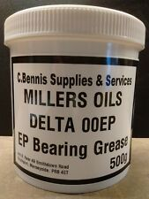 MILLERS DELTA 00EP 00 EP LITHIUM SEMI FLUID GREASE   - 5317SD