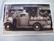 1936  CHEVROLET  PICKUP  11 X 17  PHOTO PICTURE