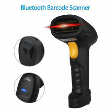 Shockproof BTOOTH Barcode Scanner Quick Scan Rich Record for Wins Android IOS