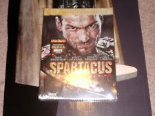 SPARTACUS BLOOD AND SAND NEW DVD THE COMPLETE FIRST SEASON