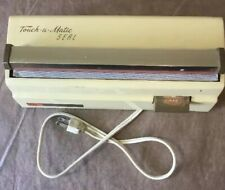 Vintage OSTER Touch •a• Matic Seal Bag Sealer Automatic 715-04a