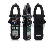 Fy2108 Digital Clamp Multimeter Voltmeter Ammeter 600a Acdc Ohm Testers Meter