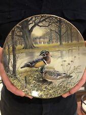 Wood Duck Plate Bart Jerner