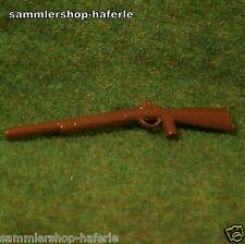 PLAYMOBIL 2x fucile per indiani-cowboy-soldati & altre categorie di Playmobil