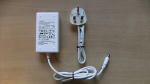 Genuine White Bose SoundDock Series 2, II or 3 Power Adapter +  Lead PSM36W-208