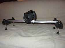 Slider per fotocamere videocamere DSLR,  Proaim 60cm nuovo.