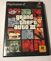 Grand Theft Auto III Greatest Hits (Sony PlayStation 2, 2003)
