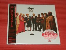 THE STRANGLERS 10 WITH BONUS TRACKS JAPAN MINI LP CD