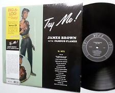 JAMES BROWN Try Me! 2011 DOXY GERMAN Reissue w/ Bonus CD R&B MINT- sm135
