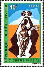 Timbre Cote d'Ivoire 305 * (44589AD)