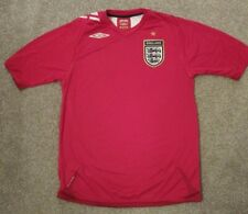 England Football Soccer Shirt or Jersey by Umbro Size M