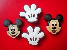 Clog Shoe Charm Plug Kid Accessories Band Sandal 4 Mickey Mouse