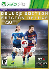 FIFA Soccer 2016 (Deluxe Edition) Xbox 360 New Xbox 360, Xbox 360