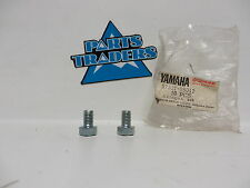 NOS Yamaha Hexagon Bolt YJ1 AT1 YCS1 L5T GP338 MX125 DT125 ET250 XS750 Enticer