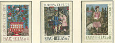 Grecia Greece EUROPA cept 1975 MNH