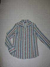CECIL Stretch Bluse Gestreift Gr.M **TOP**