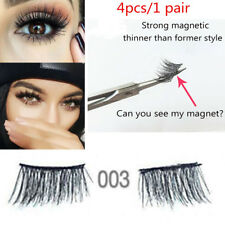 Natural Thinner 3D Strong Magnetic False Eyelashes Magnet Extension Eye Lashes