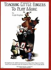 Teaching Little Fingers to Play More Vol. 2 by Leigh Kaplan (2005, Paperback)